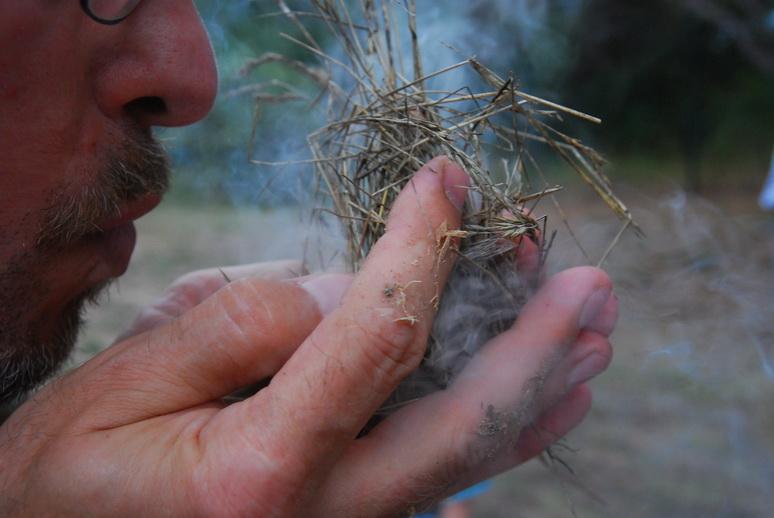 Sich in der Natur zuhause fühlen – Wildnisbasis I