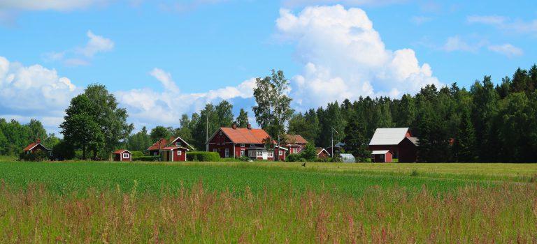 Unsere Tour nach Schweden – Familienabenteuer im Bus Teil I
