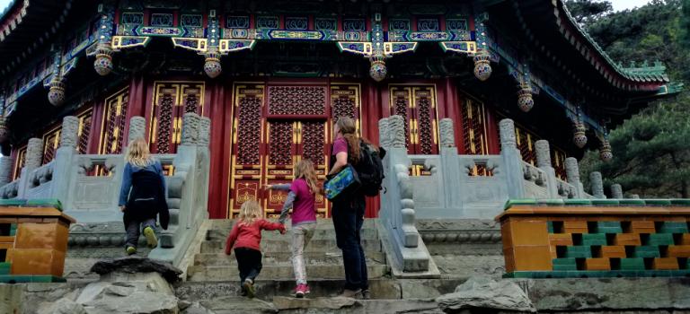 China – unser Abenteuer beginnt